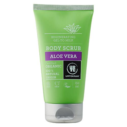 Image of   Urtekram - Body Care Bodyscrub Aloe Vera - 150 ml