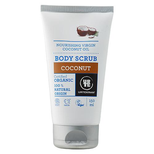 Image of   Urtekram - Body Care Bodyscrub Coconut - 150 ml