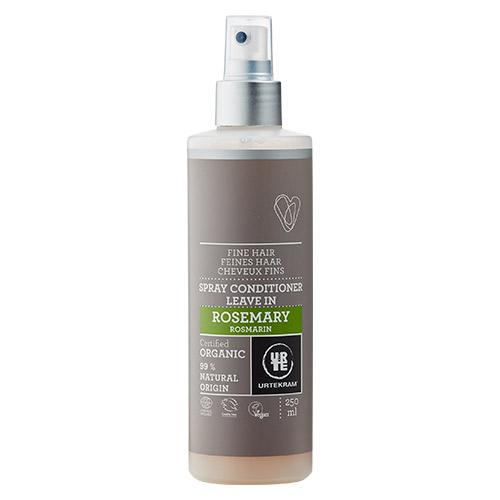 Image of   Urtekram - Body Care Conditioner Spray Rosemary - 250 ml