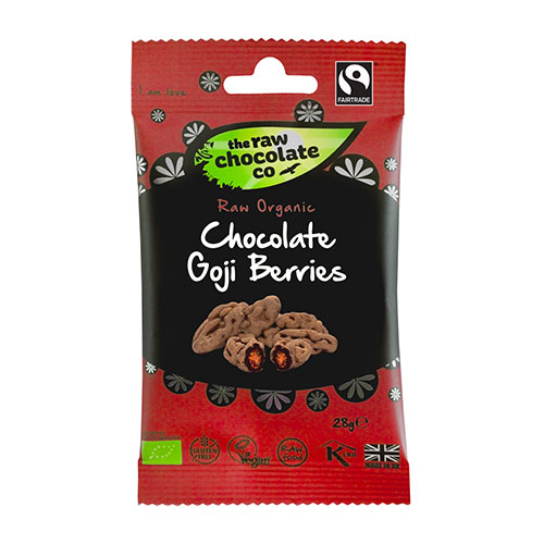The Raw Chocolate Company chokolade