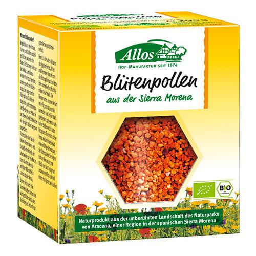 Image of Allos Blomsterpollen, Bipollen Ø - 200 G