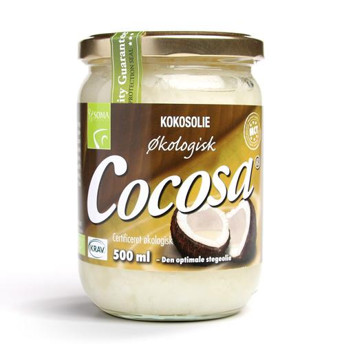 Cocosa kokosolie fra Mecindo