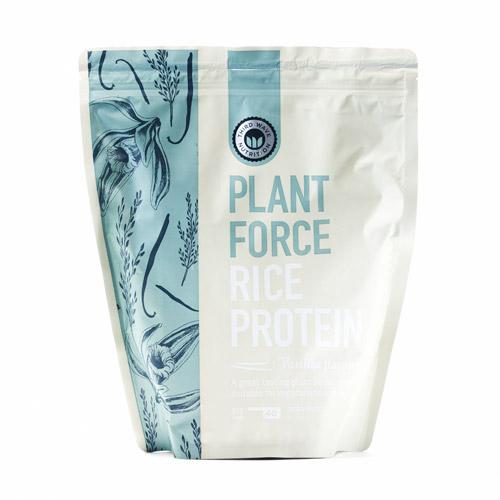 Plantforce risprotein fra Mecindo