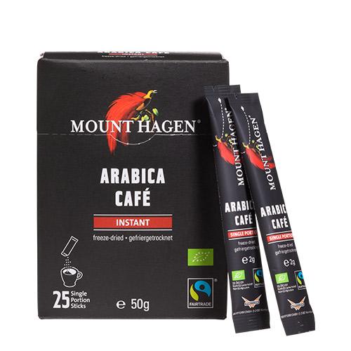 Mount Hagen instant kaffe