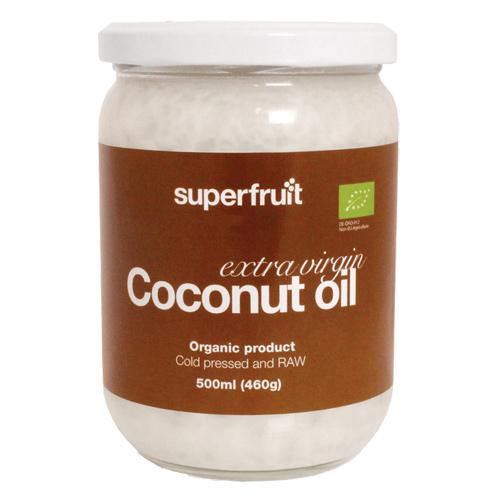 SuperFruit kokosolie fra Mecindo