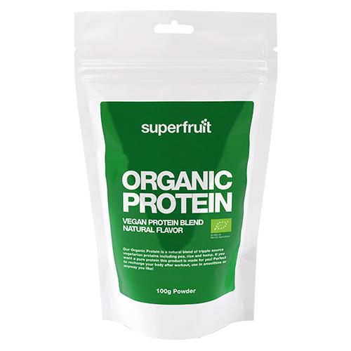 Image of   Superfruit Protein Pulvermix Neutral Ø - 100 G