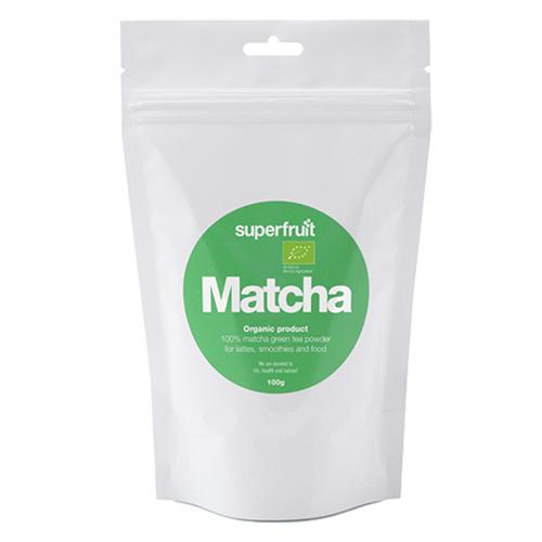 Image of   Superfruit Matcha Green Tea Powder Ø - 100 G