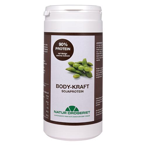 Natur-Drogeriet soja proteinpulver fra Mecindo