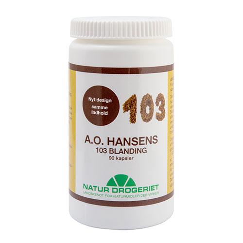 Billede af Natur-Drogeriet A.o. Hansen 103 - 90 Kaps