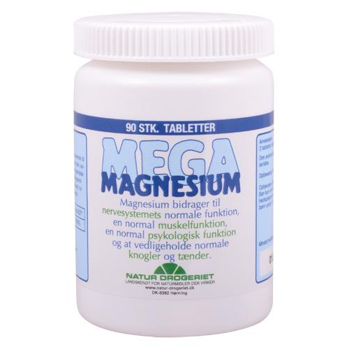 Natur-Drogeriet magnesium fra Mecindo
