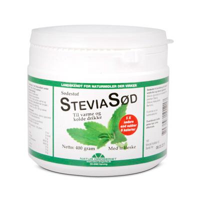 Natur-Drogeriet stevia fra Mecindo