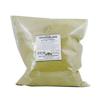 Natur-Drogeriet Sennesblade Pulver (1) - 1 Kg
