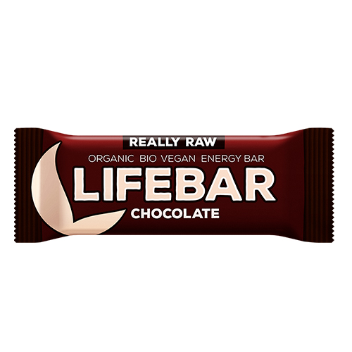 Image of   AbsorBurn Lifebar Chocolate Raw Ø - 47 G