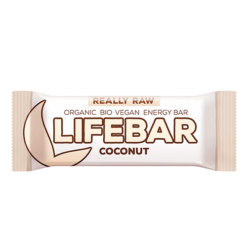 Image of   AbsorBurn Lifebar Coconut Raw Ø - 47 G