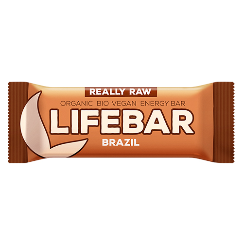 Image of AbsorBurn Lifebar Brazil Paranød Raw Ø - 47 G