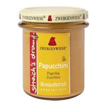 Billede af Smørepålæg paprika, squash streich Ø Zwergenwiese - 160 G