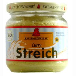 Billede af Smørepålæg karry streich Ø Zwergenwiese - 180 G
