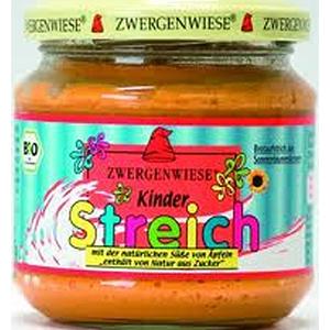Billede af Smørepålæg børne-tomat streich Ø Zwergenwiese - 180 G
