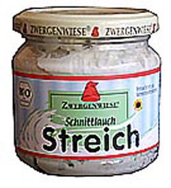 Billede af Smørepålæg veg. purløg streich Ø Zwergenwiese - 180 G