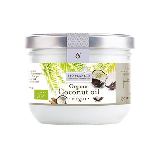 Biogan kokosolie fra Mecindo
