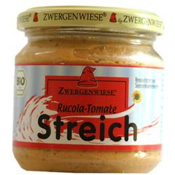 Billede af Smørepålæg rucola, tomat streich Ø Zwergenwiese - 180 G