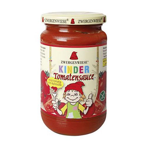 Billede af Zwergenwiese Børne tomatsauce Ø - 350 G