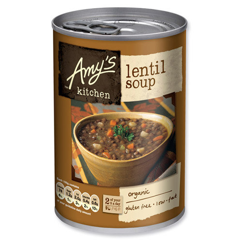 Image of Amy s Kitchen Linsesuppe Ø - 400 G