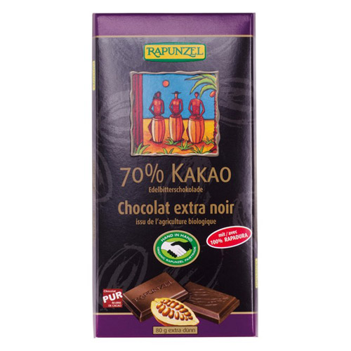 Biogan chokolade fra Mecindo