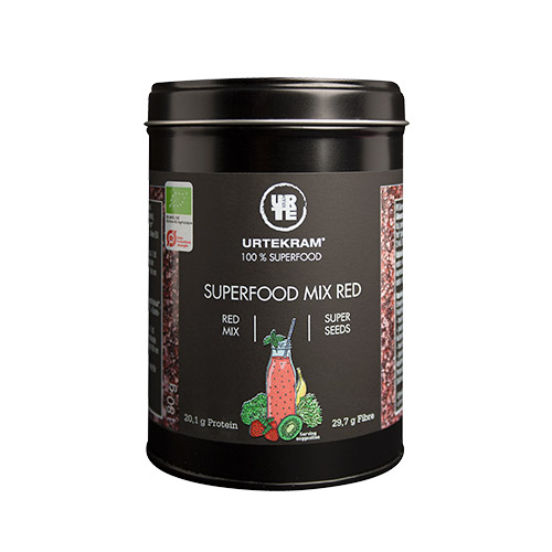 Image of   Urtekram Superfood Mix Red Ø - 180 G