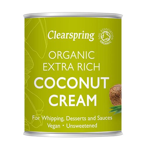 Clearspring kokoscreme fra Mecindo