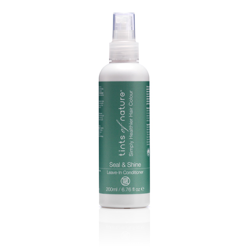 Billede af Tints of Nature Seal & Shine Conditioner - 200 ml