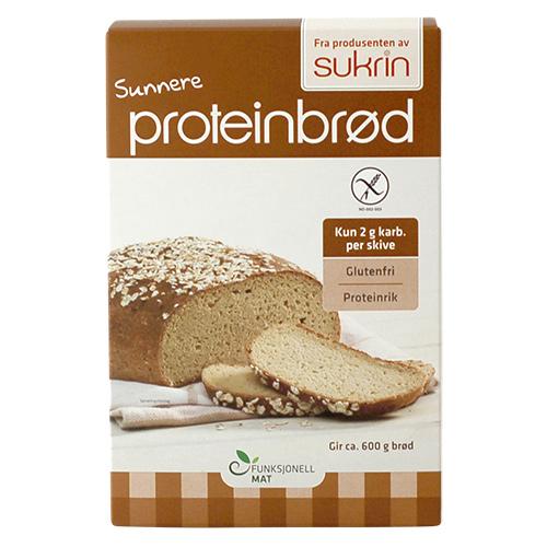 Funksjonell Mat lowcarb brød fra Mecindo