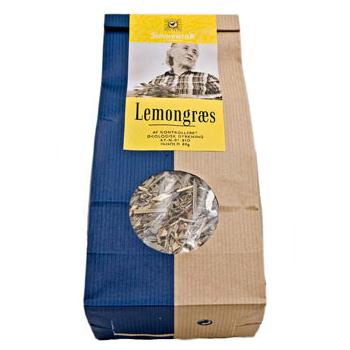 Image of   Sonnentor Lemongræs Te Ø - 80 G