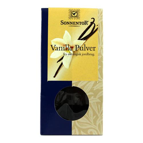 Sonnentor vaniljepulver fra Mecindo