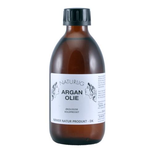 Rømer argan olie fra Mecindo