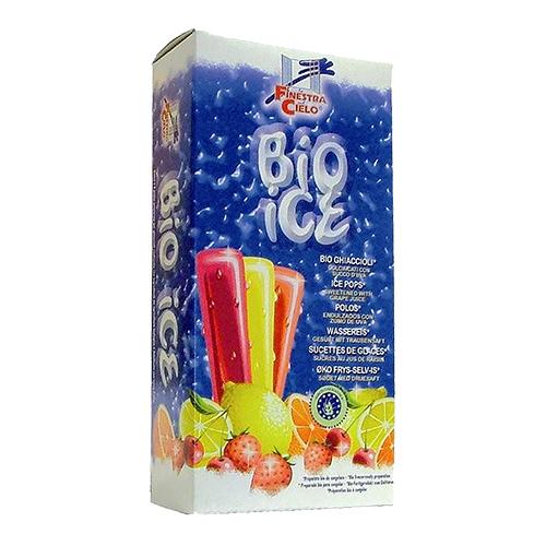 Billede af Finestra Cielo Ice Pops Kirsebær, Appelsin og Jordbær - 400 ml