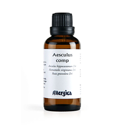 Image of   Allergica Aesculus Comp. - 50 ml