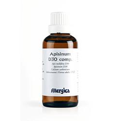 Image of   Allergica Apisinum D30 Comp. - 50 ml