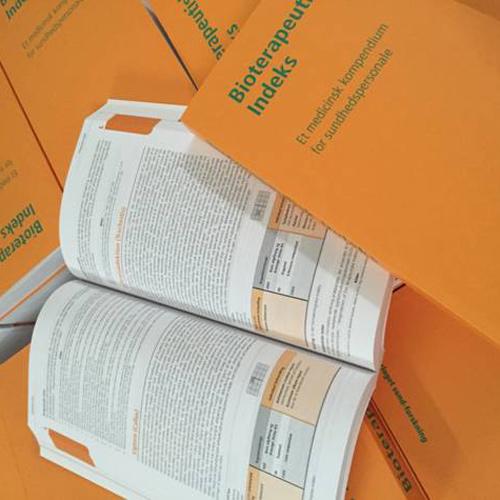 Image of   Et Medicinsk Kompendium For Sundhedspersonalet Bog Forfatter:thomas Kjærsgaard - 1 stk