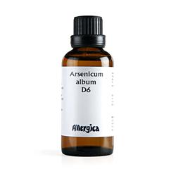 Image of   Allergica Arsenicum Album D6 - 50 ml