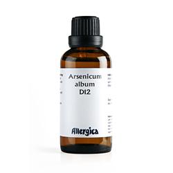 Image of   Allergica Arsenicum Album D12 - 50 ml