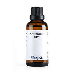 Image of   Allergica Antimonit D12 - 50 ml