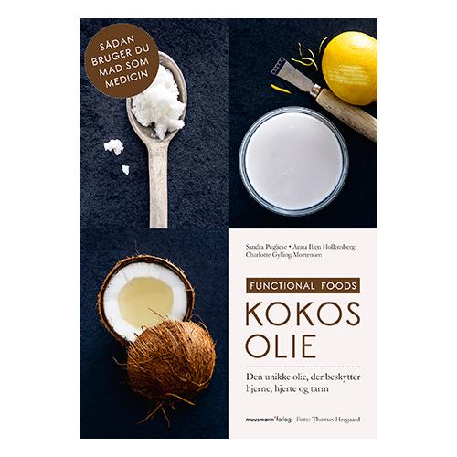 Image of   Kokosolie Bog - 1 stk