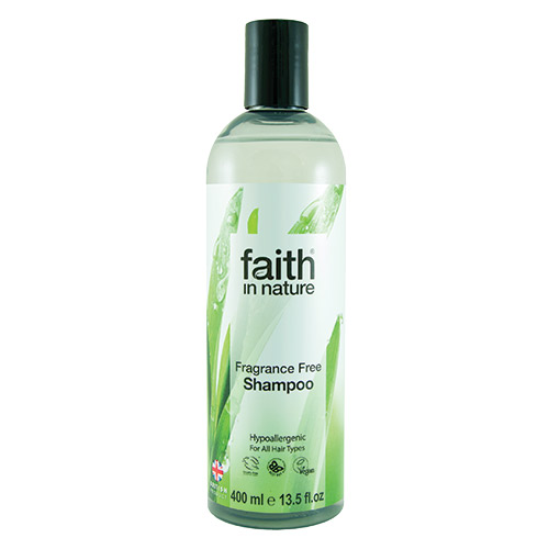 Image of   Faith in Nature Shampoo Fragance Free Faith In Nature - 400 ml