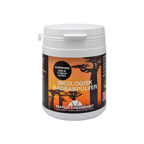 Natur-Drogeriet baobab pulver fra Mecindo
