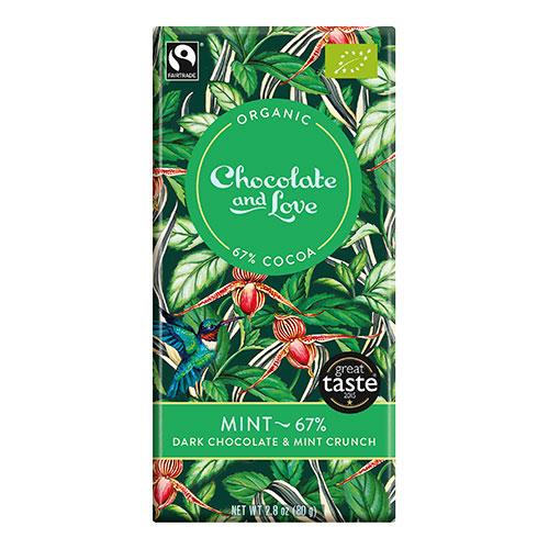 Chocolate & Love chokolade fra Mecindo