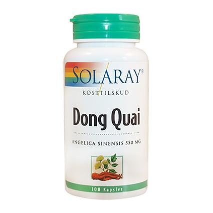 Image of   Solaray Dong Quai - 100 Kaps
