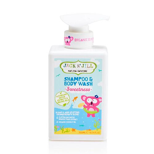 Image of   Jack N´Jill Sweetness Shampoo & Bodywash - 300 ml