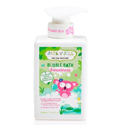 Image of   Jack N´Jill Sweetness Bubble Bath - 300 ml