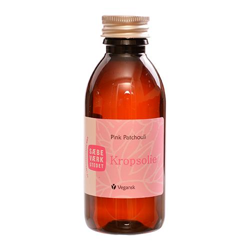 Billede af Sæbeværkstedet Pink Patchouli Kropsolie - 150 ml